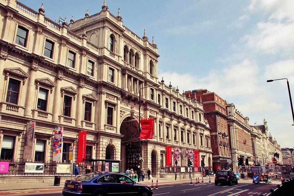伦敦街景London_Street