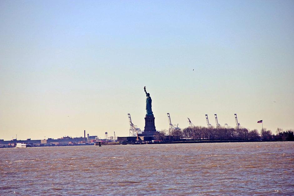 自由女神像Statue_of_Liberty