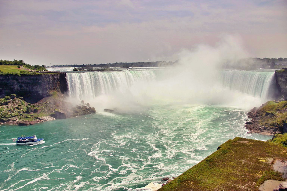 尼亚加拉瀑布Niagara_Fall_2