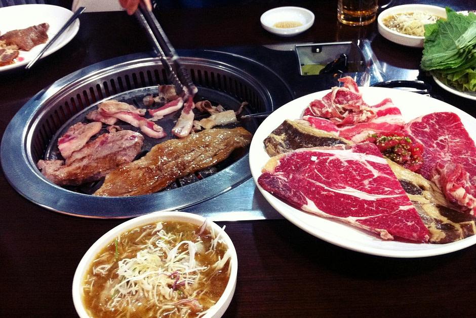 韩式烤肉Korean_BBQ
