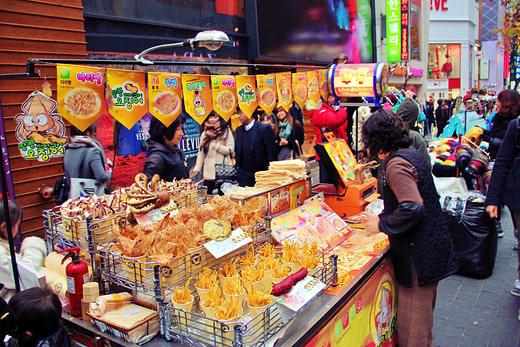 明洞路边摊Street_Food_3