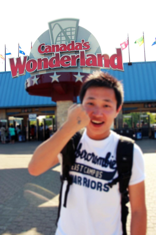 奇幻乐园入口Wonderland_Entrance