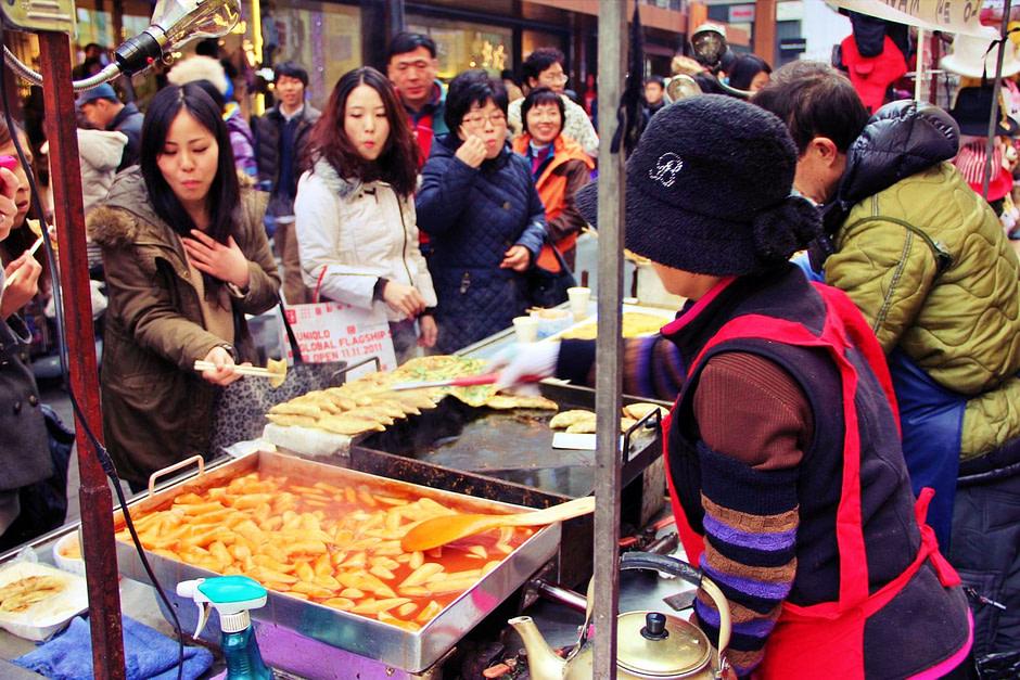 明洞路边摊Street_Food_2