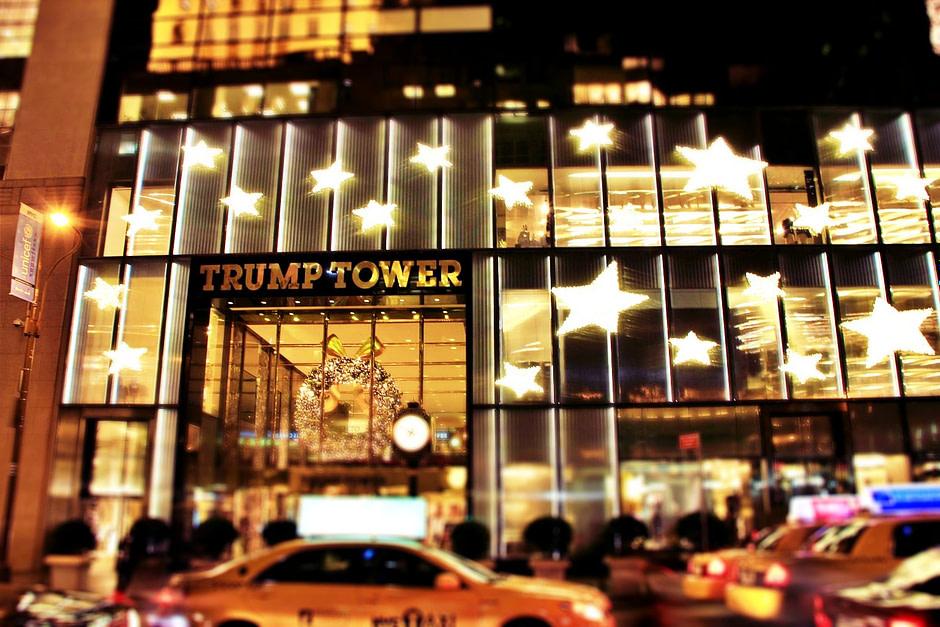 特朗普大厦Trump_Tower