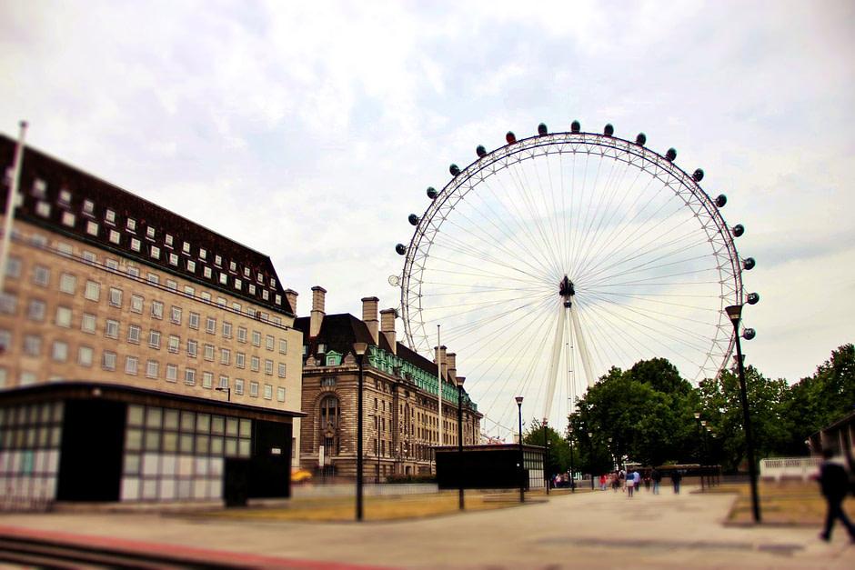 伦敦眼London_Eye