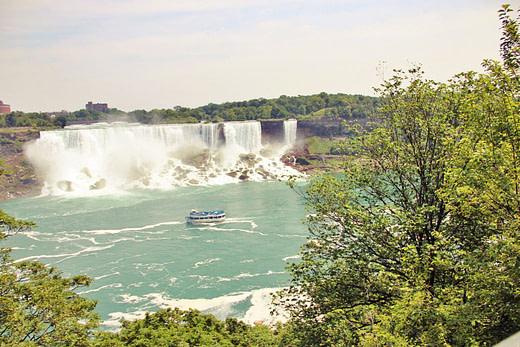 尼亚加拉瀑布Niagara_Fall