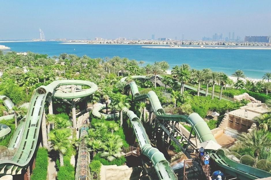 迪拜亚特兰蒂斯水上乐园Atlantis Waterpark
